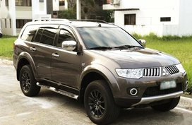Sell Brown 2013 Mitsubishi Montero in Marikina