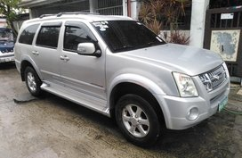 Selling Silver Isuzu Alterra 2007 in Manila