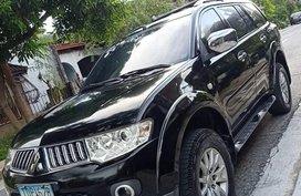 2012 Mitsubishi Montero 4x2 GLS V