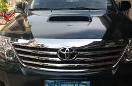Toyota Fortuner 2014 Manual Diesel