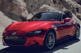 Mazda MX-5 SkyActiv-G 2.0 AT