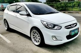 2013 Hyundai Accent CRDI Turbo Diesel Limited A/T