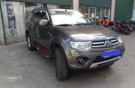 Mitsubishi Montero Sports 2014 GLX AT