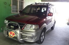 Selling Red Toyota 4Runner 2003 in Manila