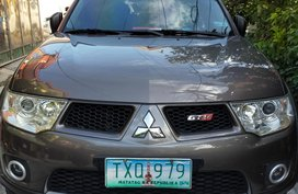 Mitsubishi Montero glsv 2012