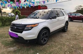 Ford EXPLORER 2015 3.5L 4X4 top of the line