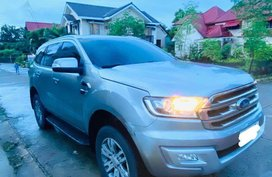 Sell Silver 2017 Ford Everest in Manila