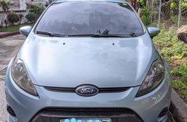 Selling Blue Ford Fiesta 2011 in Manila