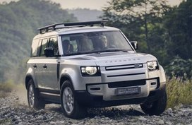 Get to know the 2021 Land Rover Defender, now in the Philippines
