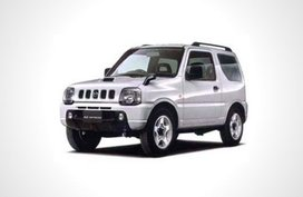Did you know that Mazda made a rebadged Suzuki Jimny in the '90s?