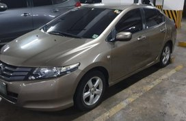 Sell Brown 2011 Honda City in Quezon City
