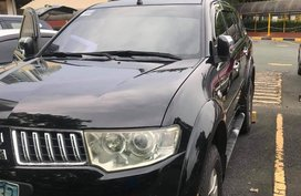Sell Black 2012 Mitsubishi Montero in Pasig