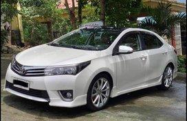 2014 Toyota Altis 1.6 V A/T