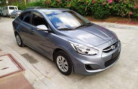 Hyundai Accent 2018 manual