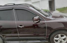 2009 Hyundai Santa Fe 2008 model