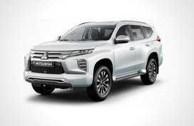 High-tech top-spec Montero Sport GT 4x4 available with P98K DP this month