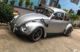 Silver Volkswagen Beetle 2000 for sale in Automatic
