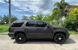 Selling Black Cadillac Escalade 2008 Truck in Manila