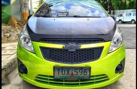 Green Chevrolet Spark for sale in Manila