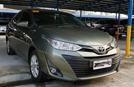 2019 Toyota Vios E New Look