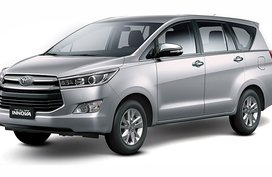 LOW DOWNPAYMENT PROMO! TOYOTA INNOVA J DSL MT 2020