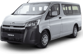 LOW DOWNPAYMENT PROMO! TOYOTA HIACE COMMUTER DELUXE 2020