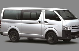 LOW DOWNPAYMENT PROMO! TOYOTA HIACE CARGO 2020