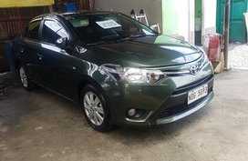 TOYOTA VIOS E Manual 2017