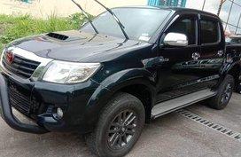 2014 Toyota Hilux G 4x2