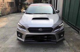 Subaru WRX cvt 2018