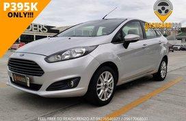 2016 Ford Fiesta 1.5 AT