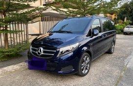 Selling Black Mercedes-Benz V-Class in Manila