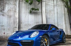 Blue Porsche 911 for sale in Mandaluyong