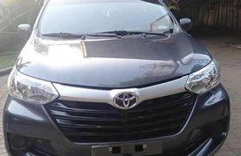 Grey Toyota Avanza for sale in Manila