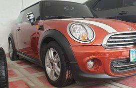 Red Mini Cooper for sale in Marikina City