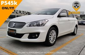 2019 Suzuki Ciaz 1.4 AT