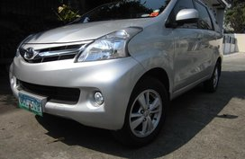 Toyota Avanza G Top of the Line 2013