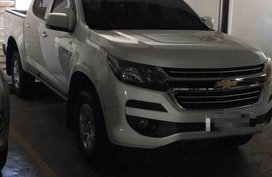 Chevrolet Colorado 4x2 2017 MT