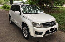 2014 Suzuki Grand Vitara Automatic