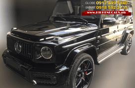 2020 MERCEDES BENZ G63 AMG