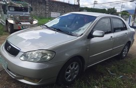 For Sale Toyota Altis 2002