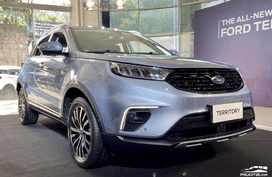 Ford Territory debuts with overflowing specs at an affordable price