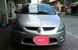 Silver Mitsubishi Grandis for sale in Muntinlupa