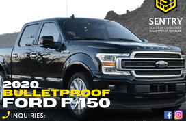 Brand New 2020 Ford F-150 Bulletproof Level 6 Platinum 4x4- BEST DEAL OFFER!!!
