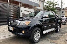 2014 Toyota Hilux G A/T 4x2 Diesel