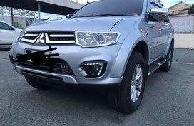 Sell Silver Mitsubishi Montero in Imus