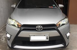 Sell Silver Toyota Yaris in Parañaque