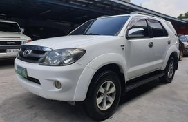 Toyota Fortuner 2008 G Diesel Automatic