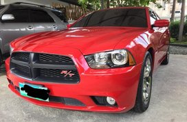 Sell Red 2012 Dodge Charger in Manila