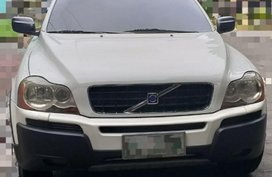 Selling White Volvo Xc90 for sale in Manila